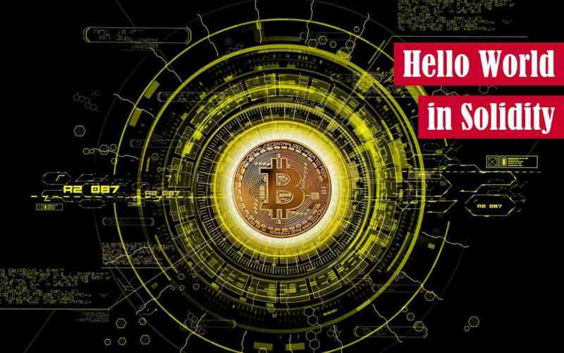Hello World in Solidity Featured Image