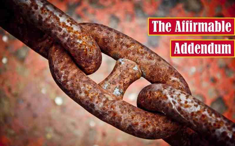 The Affirmable Addendum Premium Featured Image