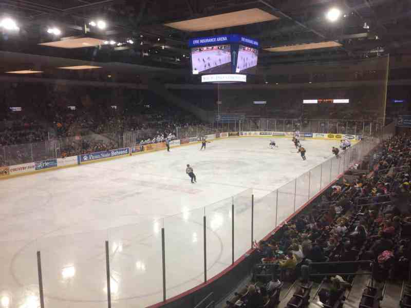 Erie Insurance Arena