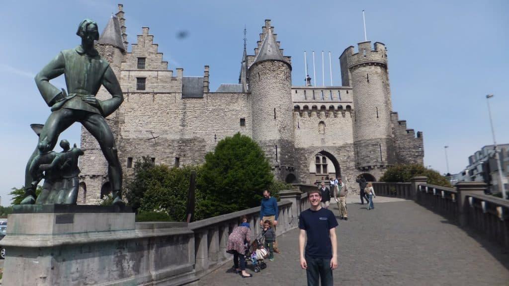 Belgium Castle