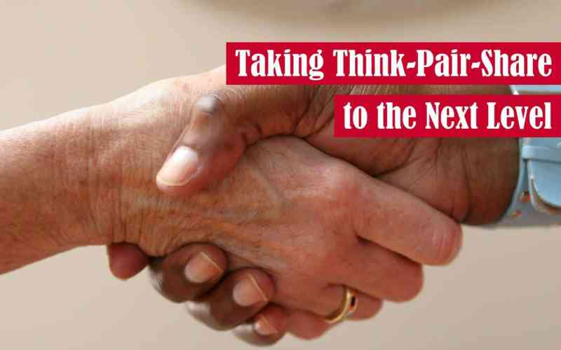 Taking Think-Pair-Share to the Next Level Featured Image