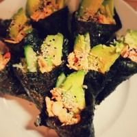 recipe: easy homemade sushi
