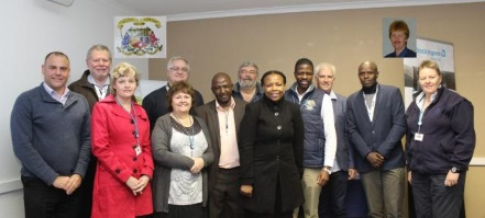 IGNITING PASSION: Pharmacists from across the country were in Stutterheim last week to find ways of recreating passion for practitioners in the career