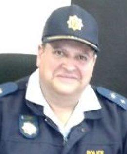 Lieutenant-Colonel Christiaan Strydom