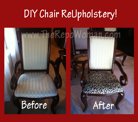 Step By Step Instructions For Dining Room Chair