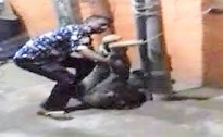 Nigerianmanbrutalised in India (2)