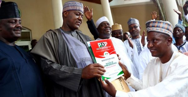 Dogara-buys-PDP-nomination-form