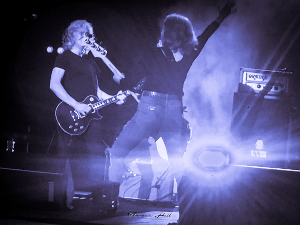 Suzie Quatro at Red Hot Summer Tour, Canberra, 24 February 2019