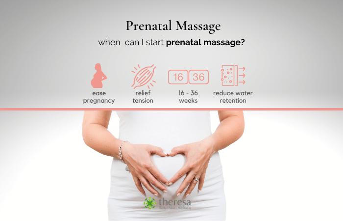 when can i start prenatal massage?