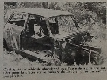 car where Debbie Fisher was found