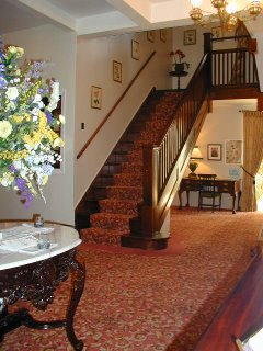 King's Hall staircase