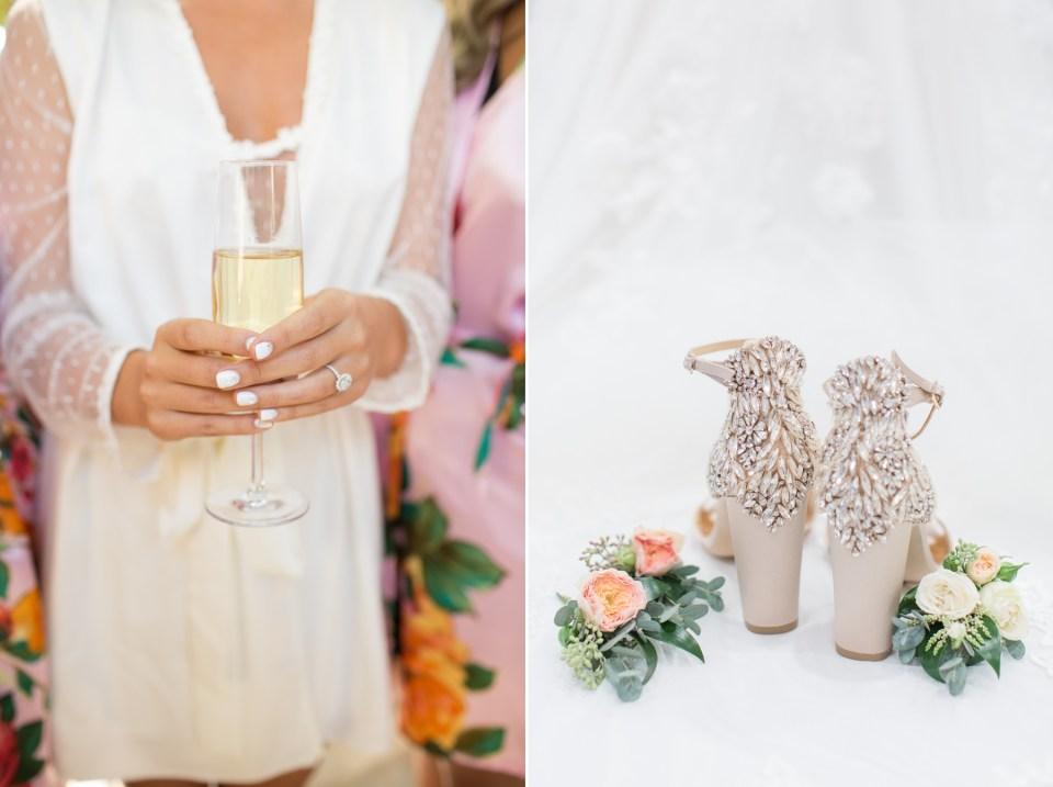 badgley mischka wedding shoes Colorado Wedding Photographer
