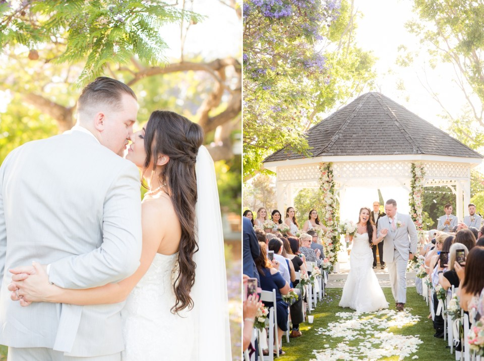 What time to plan a wedding ceremony for Heritage museum Orange County