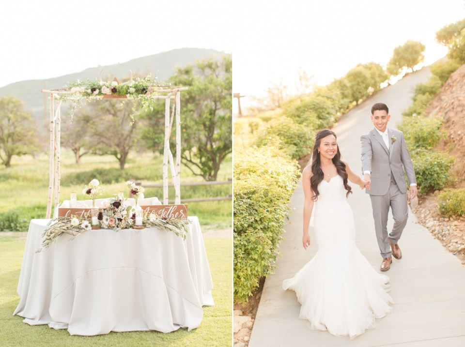 What time to plan a wedding ceremony for Serendipity Gardens
