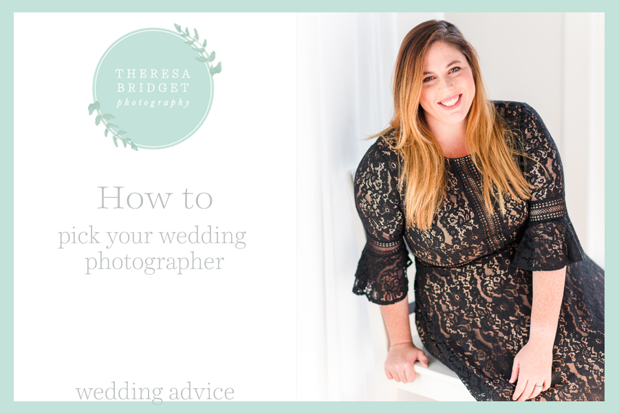 tips - for - picking - your - wedding - photographer image