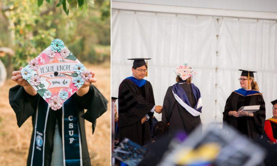 California State University Fuller MPA Graduation