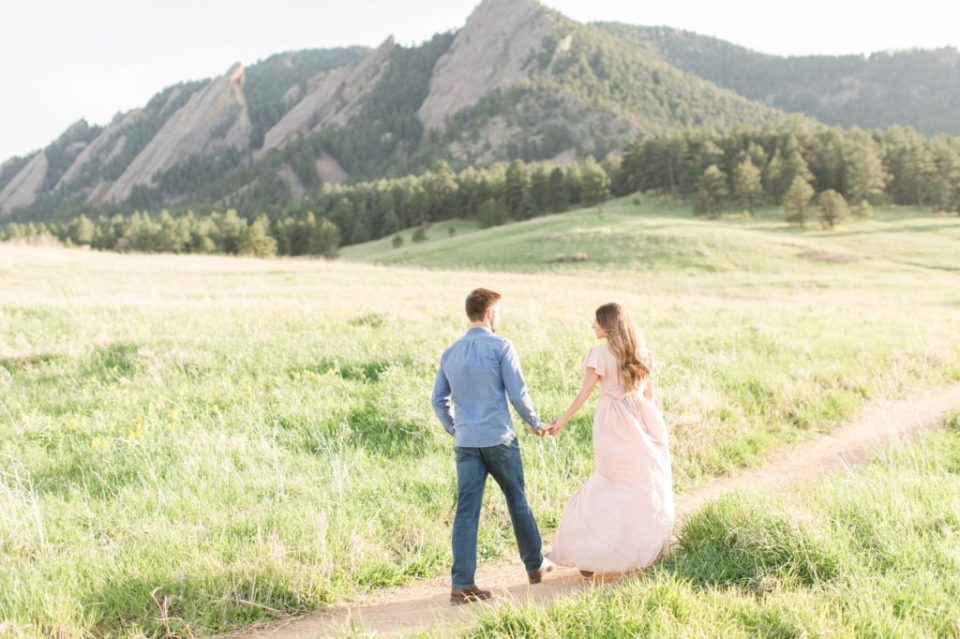 Best engagement session locations in Colorado.