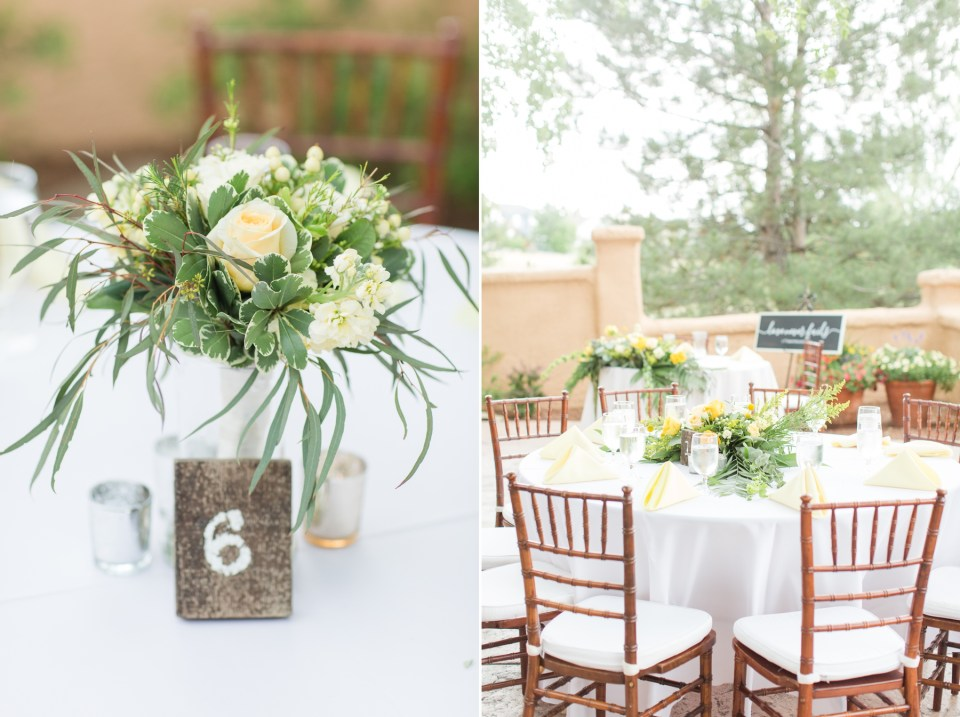 Wedding inspiration for a summer wedding at the Villa Parker in Parker Colorado.
