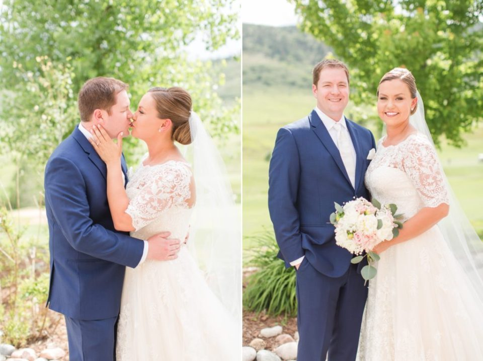 Ken Caryl Wedding venue by Colorado Wedding Photographer Theresa Bridget Photography