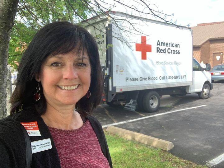 theresa american red cross