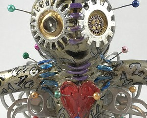 Happy – Steampunk VooDood 45