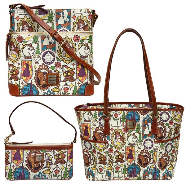 dooney & bourke 2016 beauty and the beast