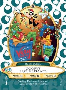Christmas MVMCP Sorcerers card
