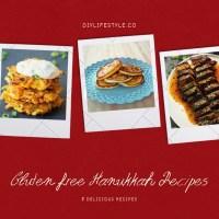 Gluten free Hanukkah recipes - blogmas day 12