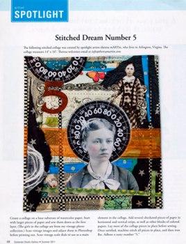 Somerset Spotlight Stitched Dream