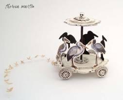 Weird Bird Whimsy Wagon