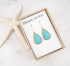Theresa-Rose-Designs-Large-Turquoise-Gold-Earrings-SM1