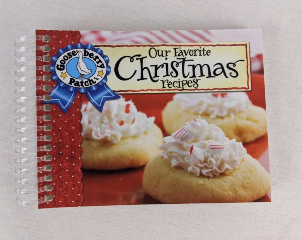 Recipe Books, Christmas