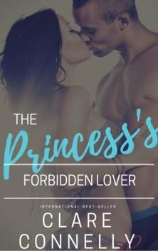 THE PRINCESS'S FORBIDDEN LOVER