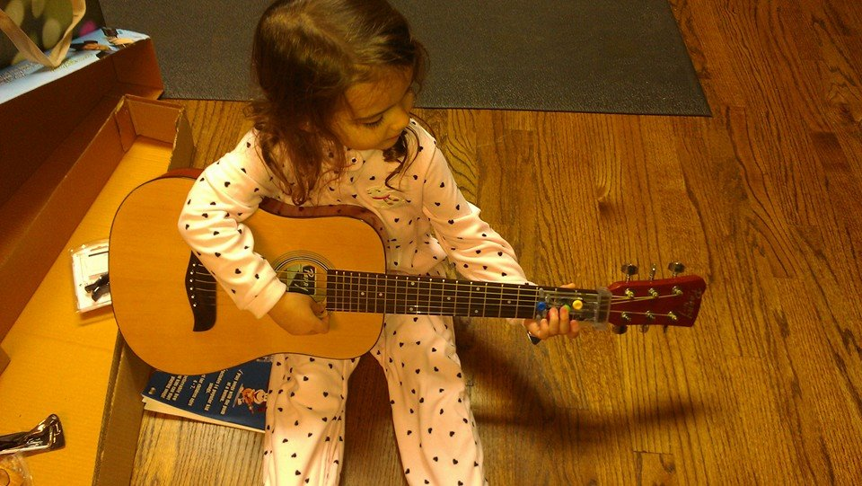 ChordBuddy Guitar Learning System: First Person Review | Theresa\'s ...