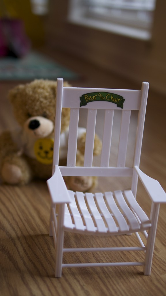 Bear On The Chair