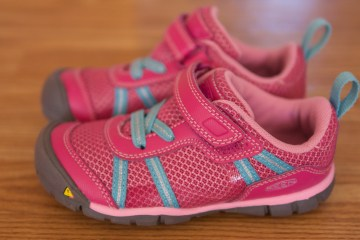 Keen Kids' Shoes Review - Theresa's Reviews - www.theresasreviews.com
