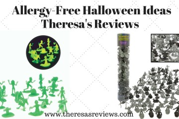 Allergy Free Halloween Ideas - Theresa's Reviews - www.theresasreviews.com