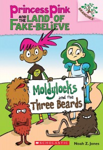 Princess Pink and the Land of Fake Believe - Theresa's Reviews