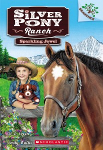 Silver Pony Ranch: Sparkling Jewel - Theresa's Reviews