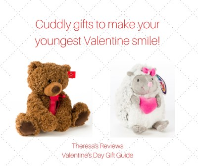Cuddly gifts to make your youngest Valentine smile! Theresa's Reviews Valentine's Day Gift Guide - Featuring @Papyrusretail - www.theresasreviews.com