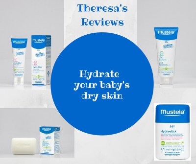 Kids' Winter Skin Care Essentials - Featuring @mustelaUSA - Theresa's Reviews - www.theresasreviews.com