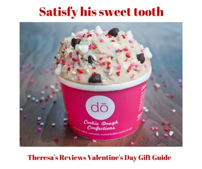 Theresa's Reviews Valentine's Day Gift Guide Featuring @cookieDOnyc - www.theresasreviews.com