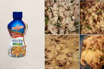Spinach Mushroom Chicken Recipe Review - Theresa's Reviews - Easy Low-Carb Recipe!