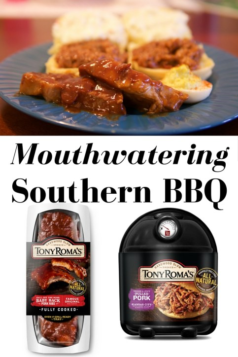 Mouthwatering Southern BBQ in Your Home Kitchen Featuring @tonyromaribs - Theresa's Reviews
