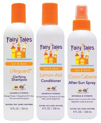 Kids Summer Sun Protection Guide - Featuring @fairytaleshair - Found on www.theresasreviews.com New Sun and Swim Collection