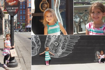 4 Kid-Friendly Places in Downtown Nashville - Theresa's Reviews