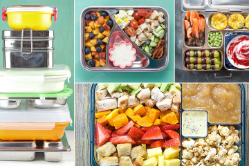 Back-to School-Lunches 5 Expert Tips Your Kids Will Love