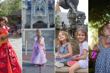 Magical Moments At The Magic Kingdom