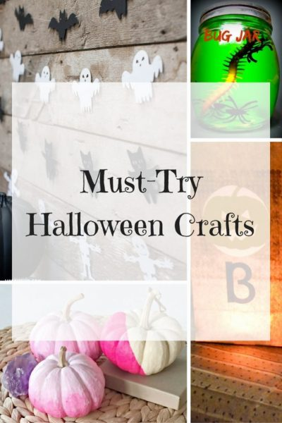 6 Must-Try Halloween Crafts - Found on www.theresasreviews.com