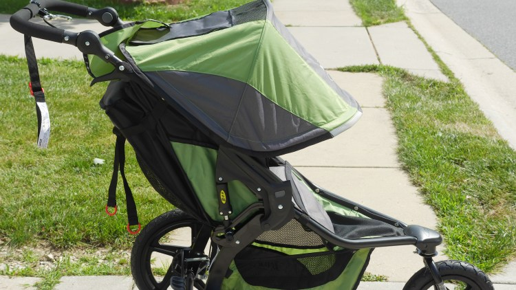 Bringing Your Bob Revolution Pro Stroller To Walt Disney World - Found on www.theresasreviews.com